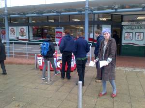 Socialist Students at Warwick build support