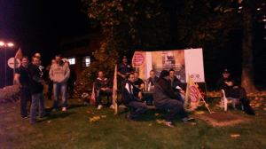 Radford picket