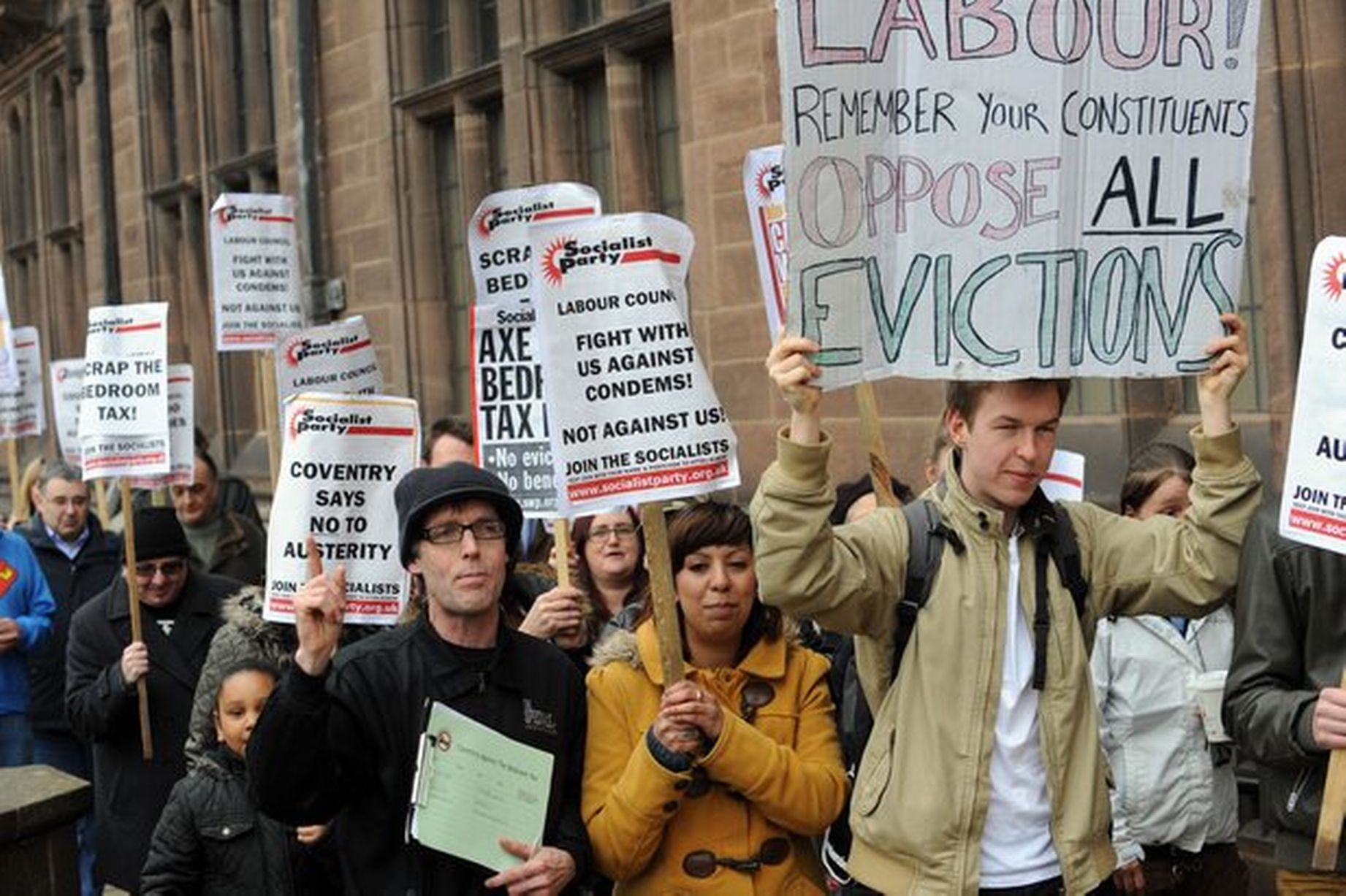 Bedroom Tax – Coventry Socialist Party