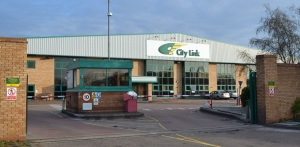 City Link's Coventry depot