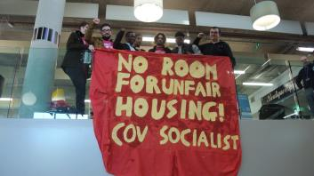 No room for unfair housing