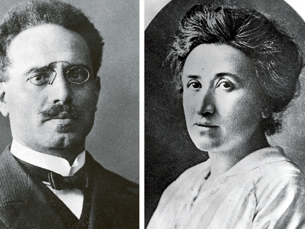 Today in history – the murder of Rosa Luxemburg and Karl Liebknecht –  Coventry Socialist Party